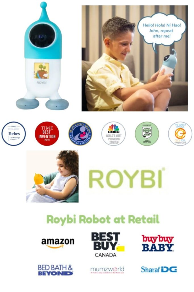 Roybi - 2020 Holiday Gift Ideas and Buying Guide: For the KIDS