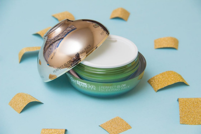 Skin Cream in Green Jar with Silver Lid - Can Your Home Give You Healthier Skin