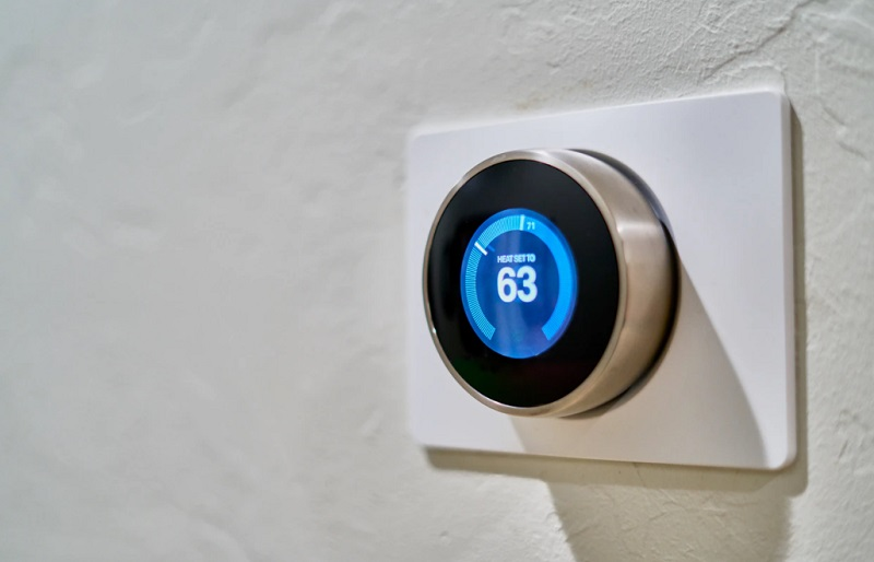 Thermostat on Wall - Prepping Your Home for the Coming Winter