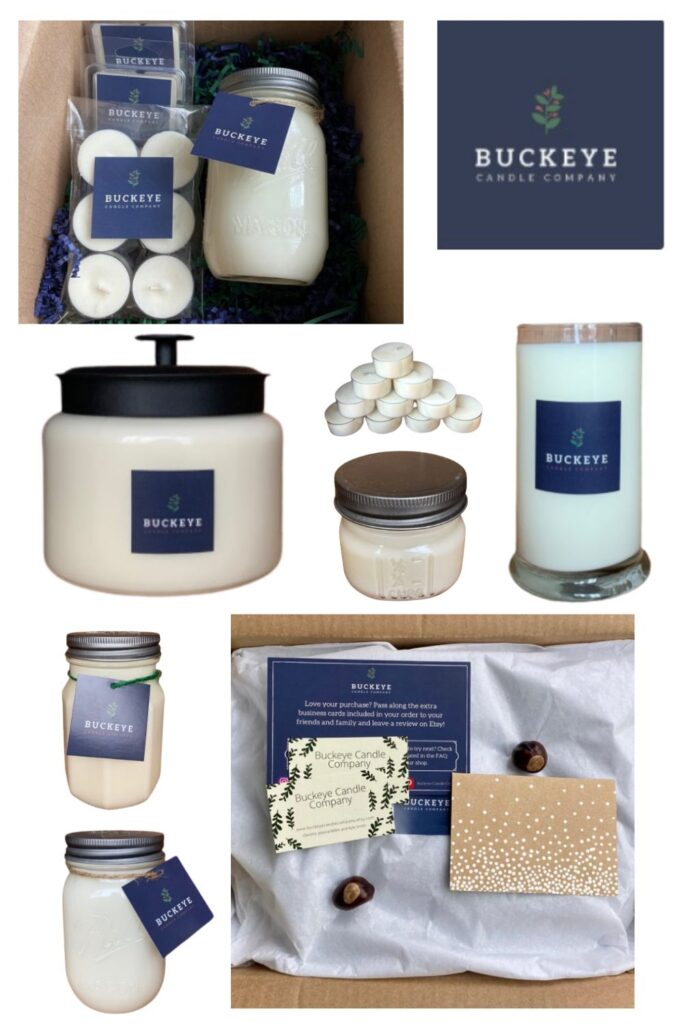 Buckeye Candle Company - 2020 Holiday Gift Ideas and Buying Guide - For Her