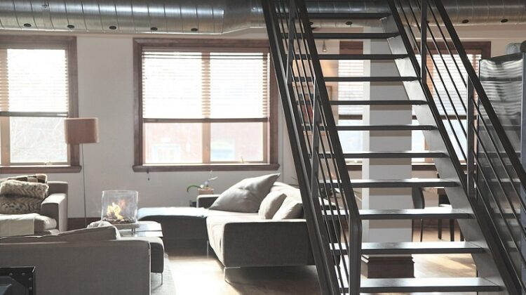 Airy Industrial Loft Apartment Fancy A Change? Start With The Home