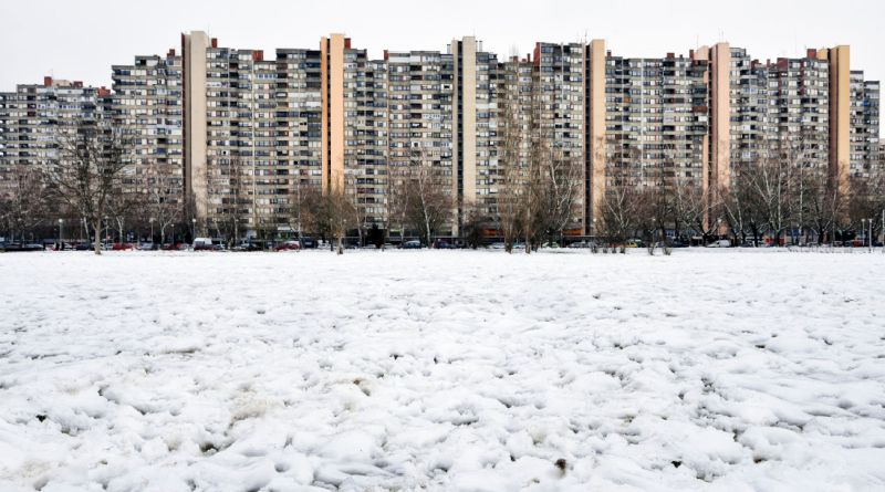 Apartment Buildings in Winter A Practical Winterization Guide For Apartment Dwellers