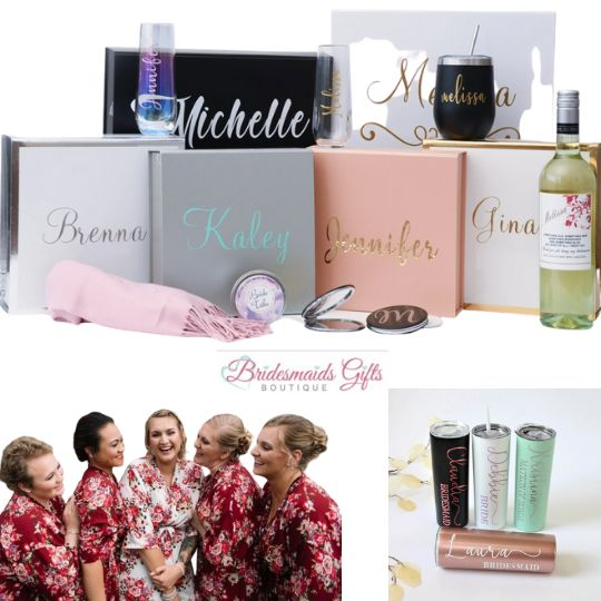 Bridesmaids Gifts Boutique #ad 2020 Holiday Gift Guide Ideas For Everyone! PG#4