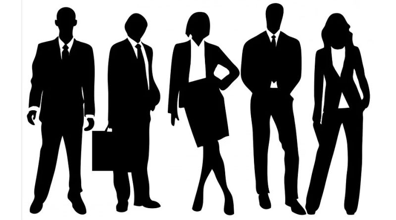 Business Silhouettes Dress For Success