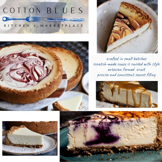 Cotton Cheesecakes by Cotton Blues #ad 2020 Holiday Gift Guide Ideas For Everyone! PG#4