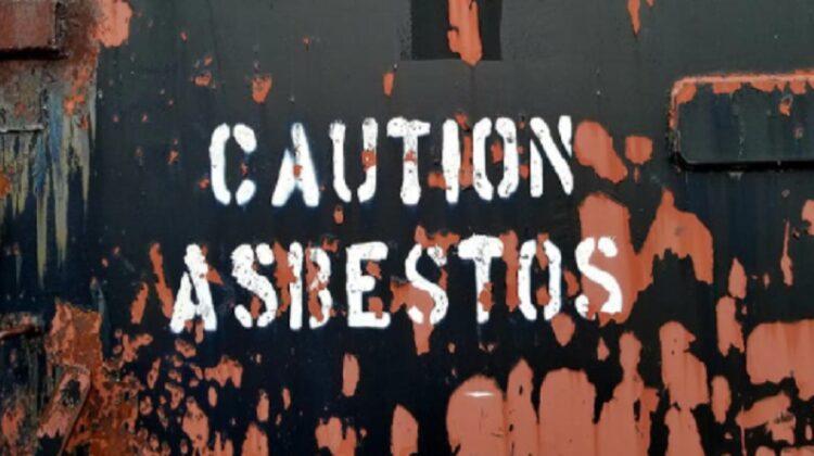 Caution Asbestos Removal