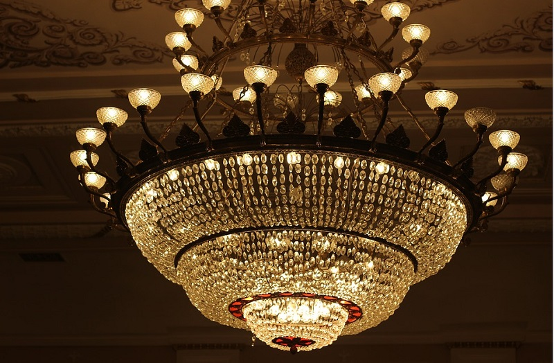Opulent Chandelier Why Has The Suave Nature Of Homes Disappeared?
