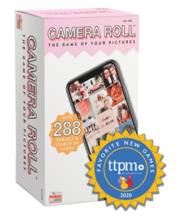 Camera Roll by Endless Games #ad 2020 Holiday Gift Guide Ideas For Everyone! PG#4