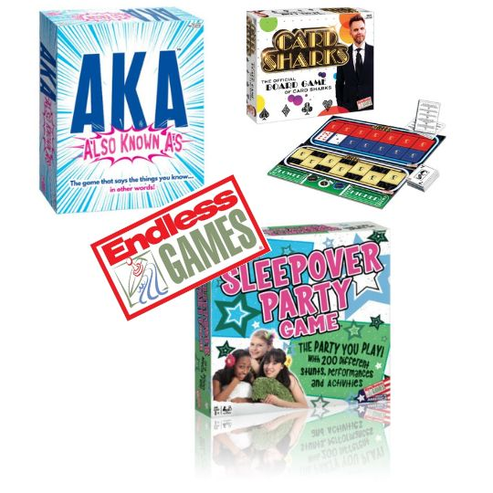 Endless Games #ad 2020 Holiday Gift Guide Ideas For Everyone! PG#4