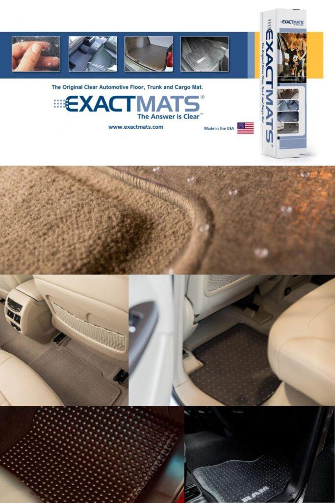 Auto Floor Mats from ExactMade ExactMats®