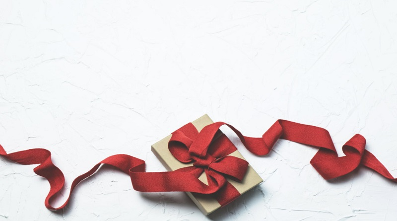Gift with Red Ribbon Perfect Gifts For Everyone!