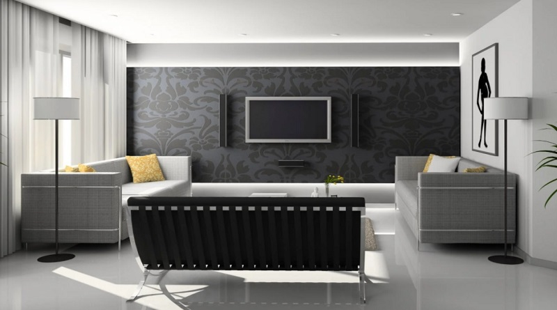 Modern Gray Living Room Tips For Designing Your Living Room
