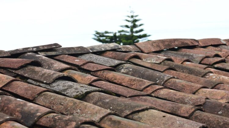 Old tile roof Avoiding Roofing Scams