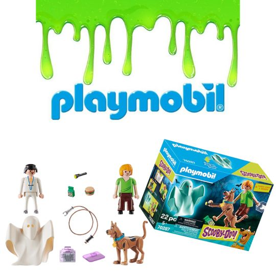 Playmobil Sooby-Doo!