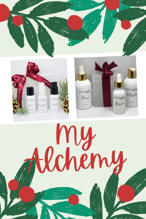 My Alchemy Skincare for the Holidays and Every Day