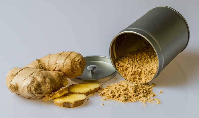 Foods That Can Benefit Lung Cancer Patients Ginger
