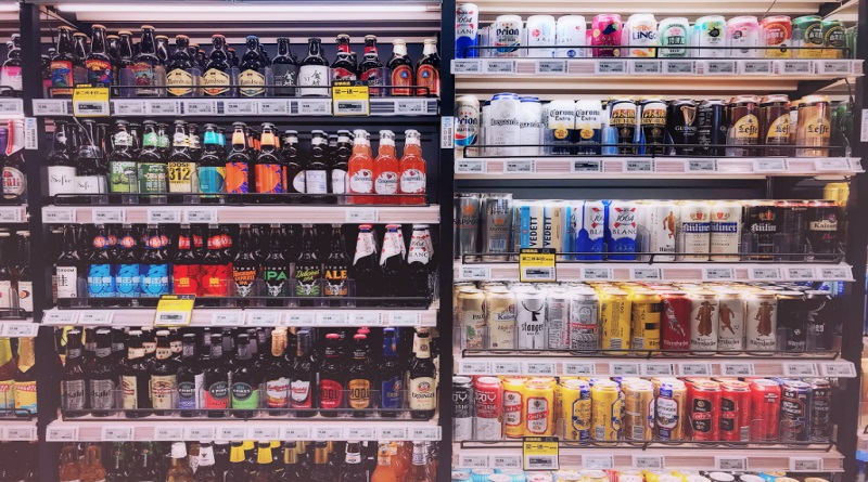 Basics Of Commercial Refrigeration  Store Refrigerated Drinks