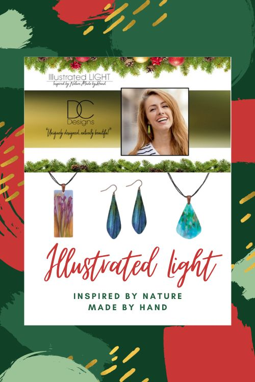 Ultra Light Beautiful Jewelry from Illustrated Light