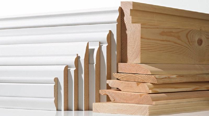 MDF Skirting Boards