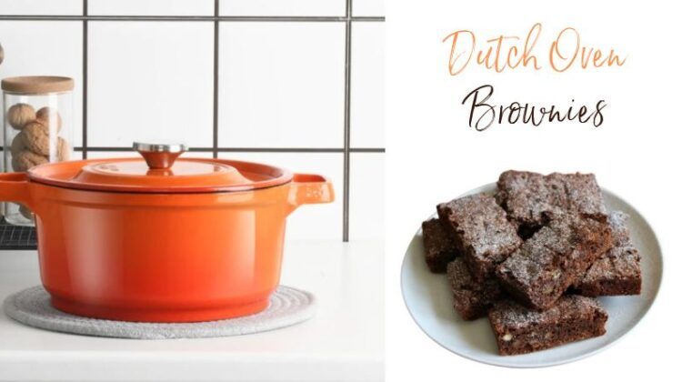 Dutch Oven Brownies