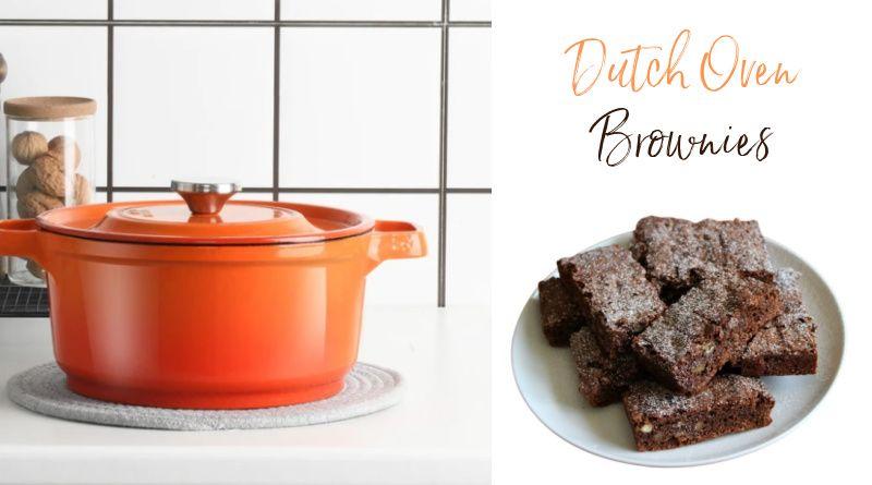 Dutch Oven Brownies