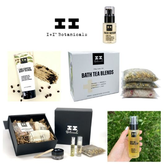 I + I Botanicals 2021 Valentine's Day Gift Ideas and Buying Guide
