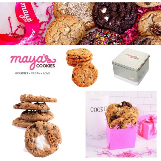 Maya's Cookies 2021 Valentine's Day Gift Ideas and Buying Guide