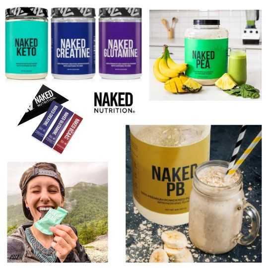 Naked Nutrition 2021 Valentine's Day Gift Ideas and Buying Guide