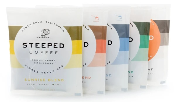 Steeped Coffee 2021 Valentine's Day Gift Ideas and Buying Guide