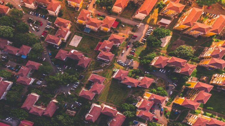 Aerial view of affluent neighborhood in Malaysia Moving Countries Is More Beneficial When You Become A Resident