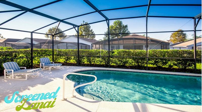 Advantages of Having a Lanai Enclosure Screened Lanai with Pool