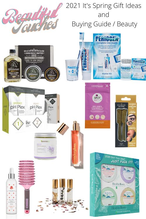 2021 It's Spring Gift Ideas and Buying Guide / Beauty