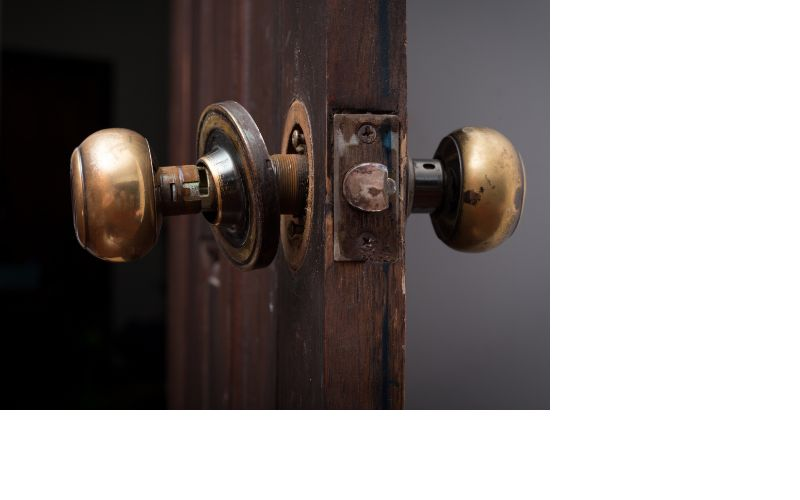 Broken Doorknob