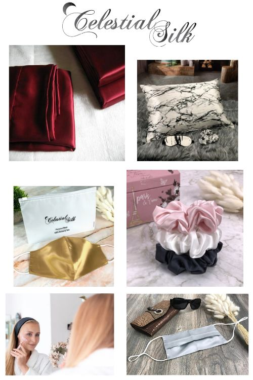 Celestial Silk 2021 It's Spring Gift Ideas and Buying Guide