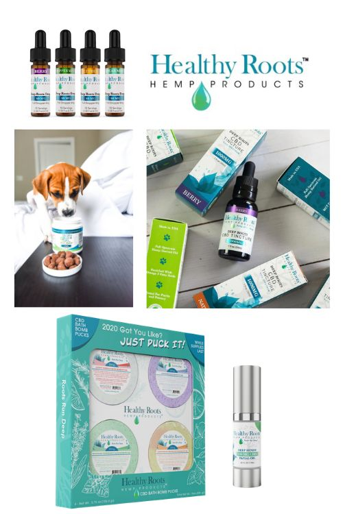 Healthy Roots 2021 It's Spring Gift Ideas and Buying Guide / Beauty
