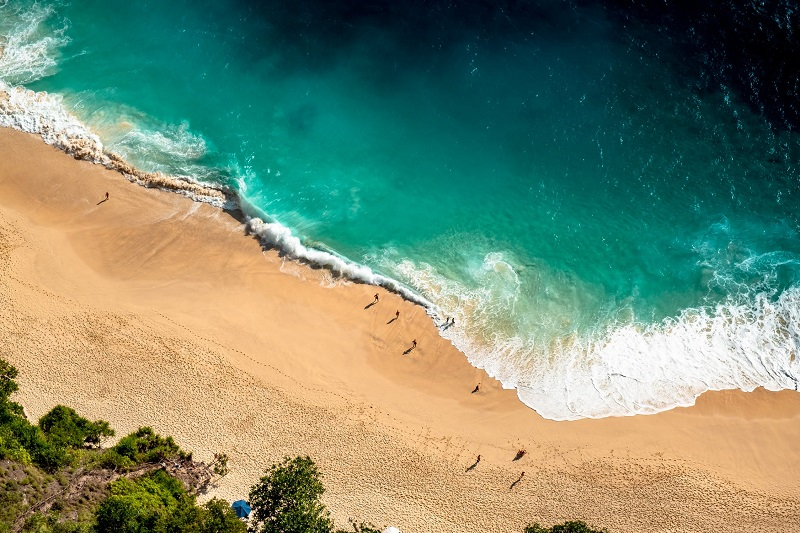 Sand and Surf in Bali