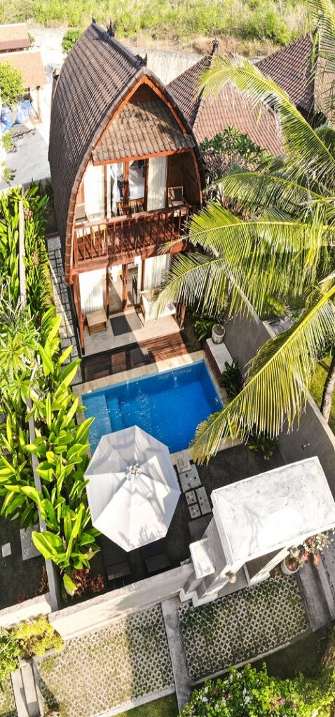 Villa Hotel in Bali