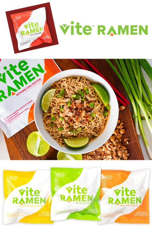 Vite Ramen 2021 It's Spring Gift Ideas and Buying Guide