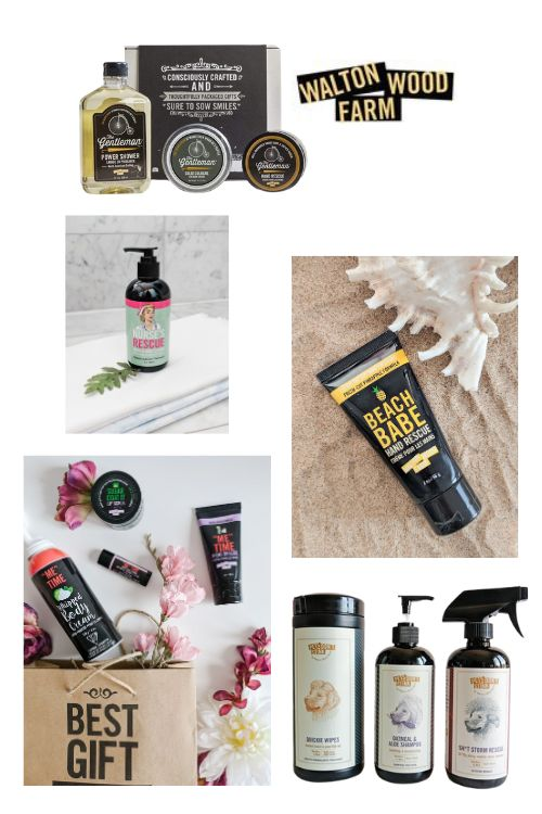 Walton Woof Farm 2021 It's Spring Gift Ideas and Buying Guide / Beauty