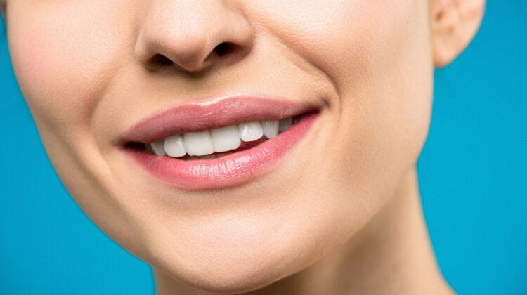 Smile with Beautiful Teeth