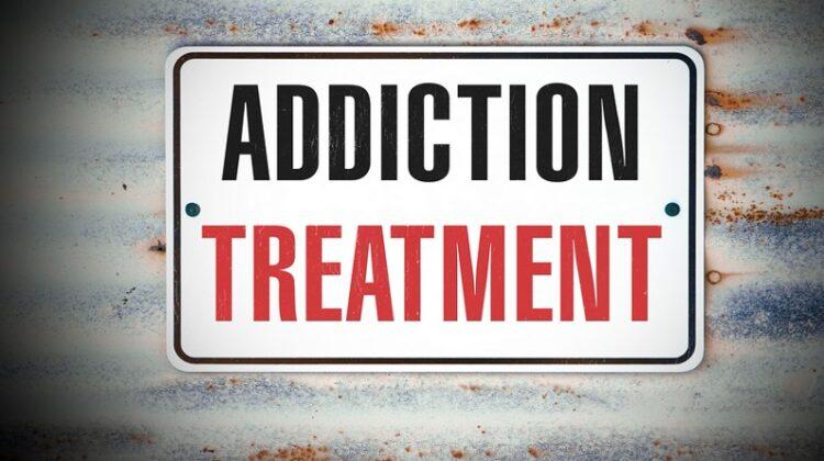 Heroin Addiction Treatment Addiction Treatment Sign