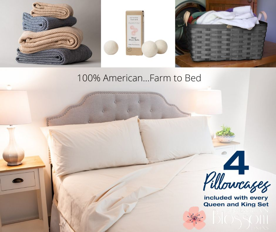 American Blossom Linens 2021 Mother's Day Gift Ideas and Buying Guide