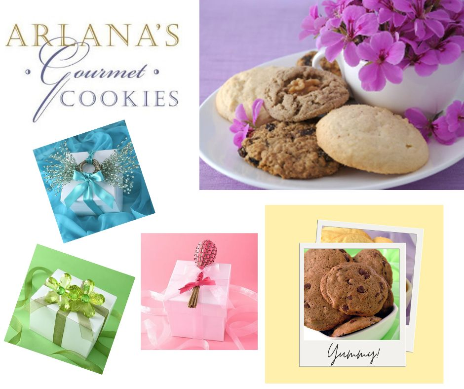Arlana's Gourmet Cookies 2021 Mother's Day Gift Ideas and Buying Guide