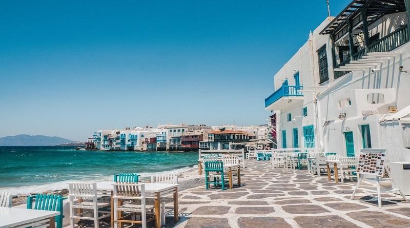 Seaside Villas on Mykonos