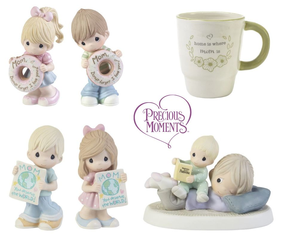 Precious Moments 2021 Mother's Day Gift Ideas and Buying Guide