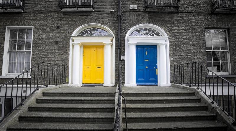 Your Front Door dublin-famous-colorful-doors-422844