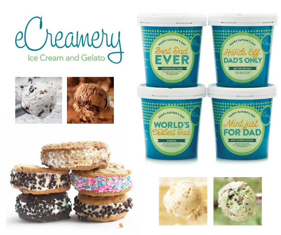 eCreamery Father's Day Gift Ideas and Buying Guide 2021