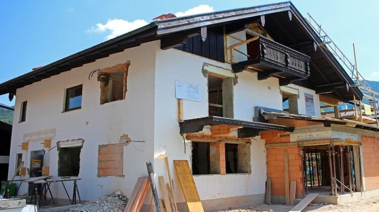 Parts of Your Home You Can Change House under re-construction