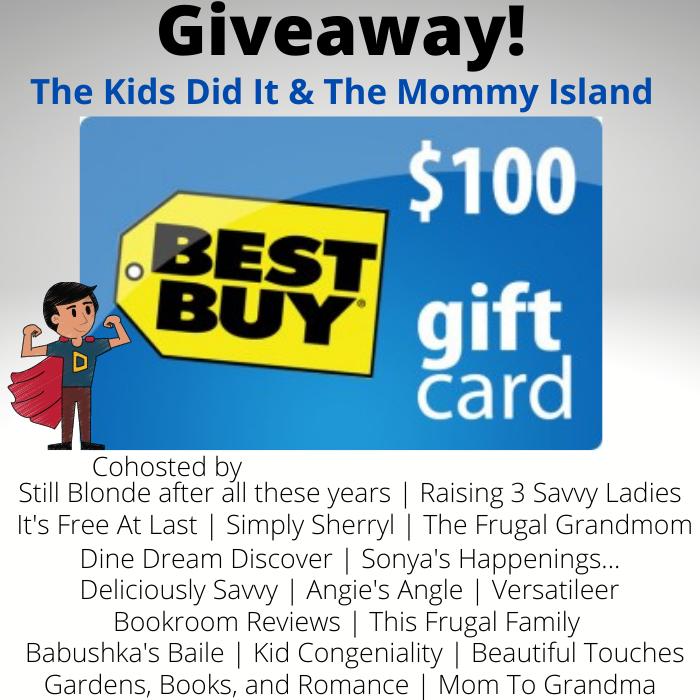 June $100 Best Buy Gift Card Giveaway