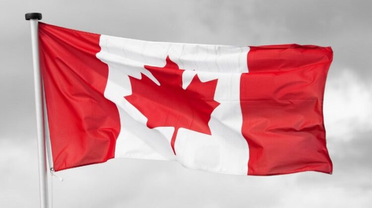 Find A Job In Canada Canadian Flag